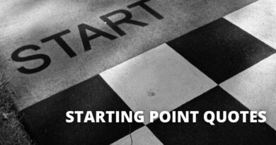 Starting Point Quotes Featured