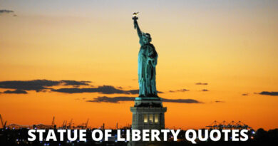 Statue of Liberty Quotes Featured