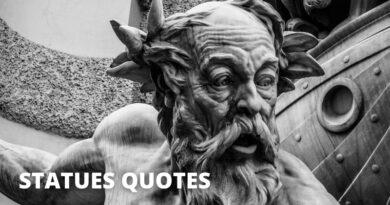 Statue Quotes Featured