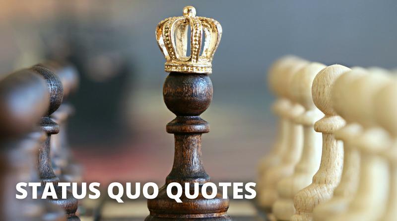 Status Quo Quotes Featured