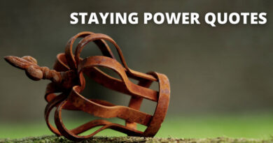 Staying Power Quotes Featured