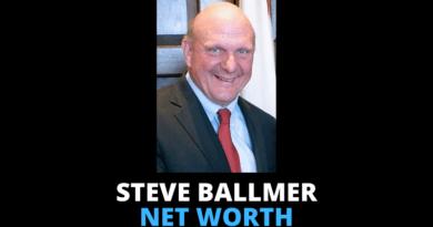 Steve Ballmer net worth featured