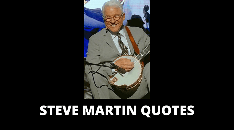 Steve Martin quotes featured