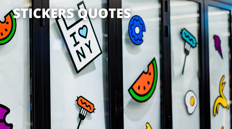 Sticker Quotes Featured