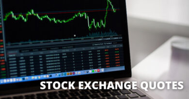 Stock Exchange Quotes Featured