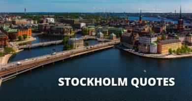 Stockholm Quotes Featured
