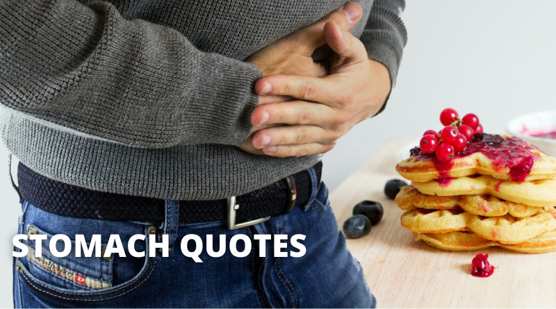 Stomach Quotes Featured