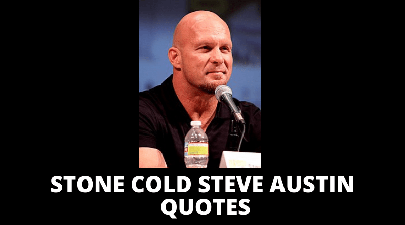 Stone Cold Steve Austin quotes featured