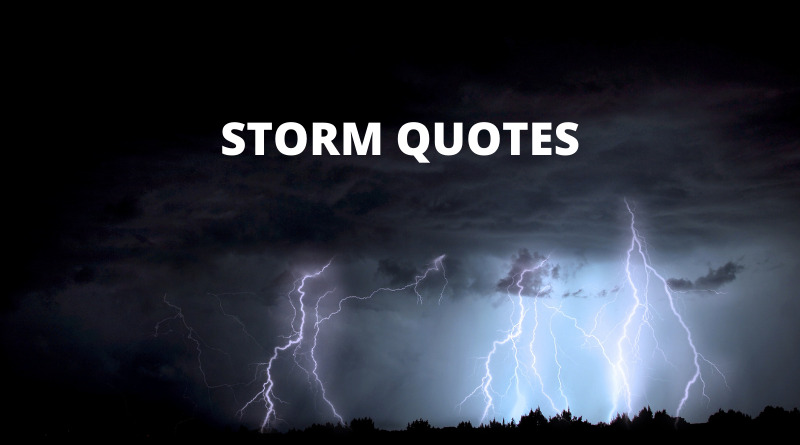 Storm Quotes Featured
