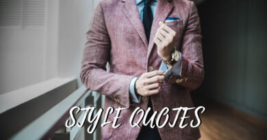 Style Quotes Featured