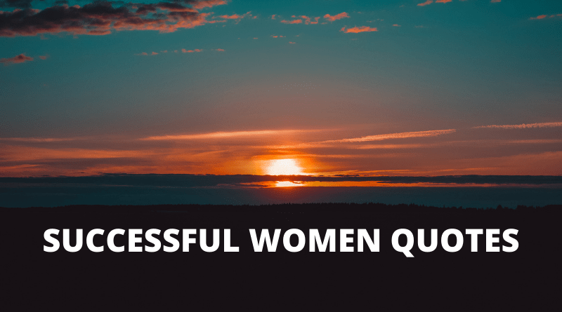 Successful Women Quotes featured