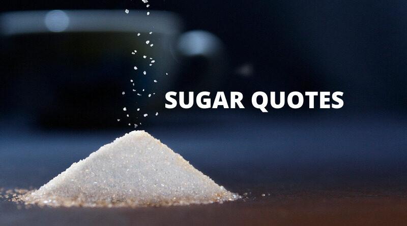 Sugar Quotes Featured