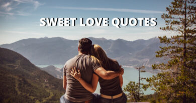 Sweet Love Quotes Featured