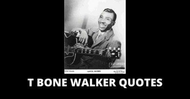 T Bone Walker Quotes featured