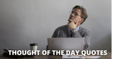 Thought For The Day Quotes Featured