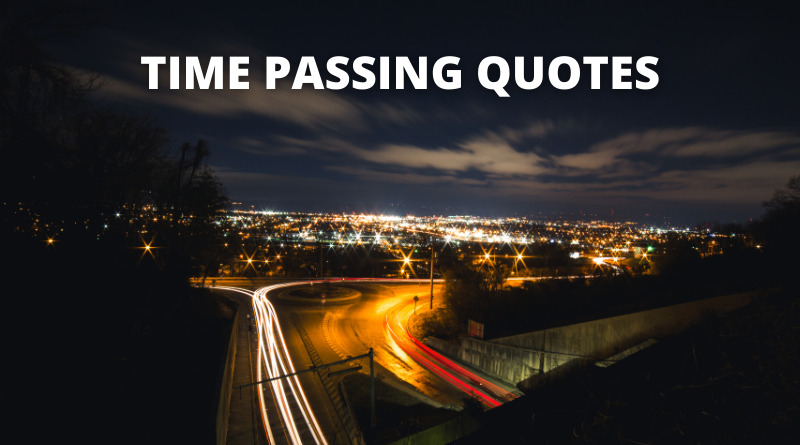 TIME PASSING QUOTES FEATURE