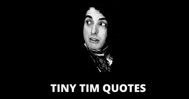 TINY TIM QUOTES FEATURED
