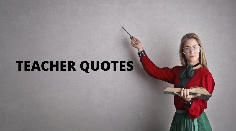 Teacher Quotes Featured