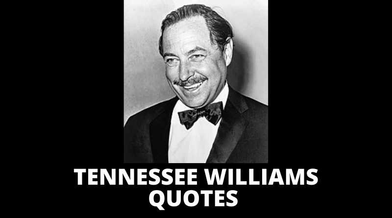 Tennessee Williams quotes featured