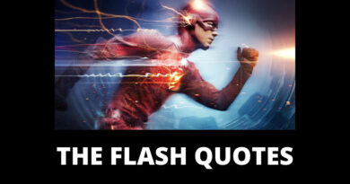 The Flash Quotes featured
