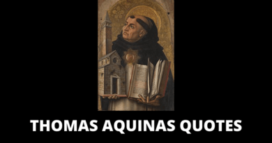 Thomas Aquinas Quotes featured