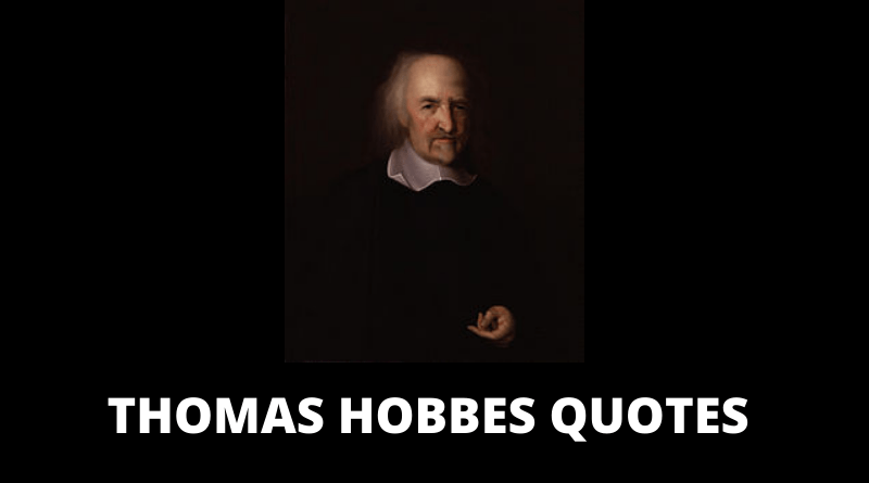 Thomas Hobbes quotes featured