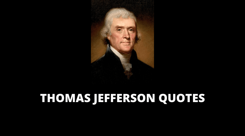 Thomas Jefferson Quotes featured