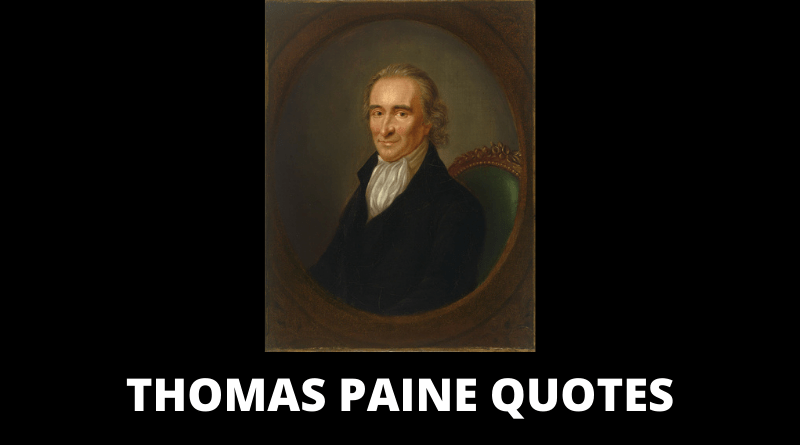 Thomas Paine Quotes featured