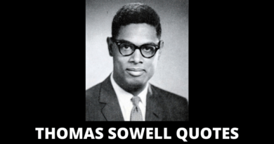 Thomas Sowell Quotes featured