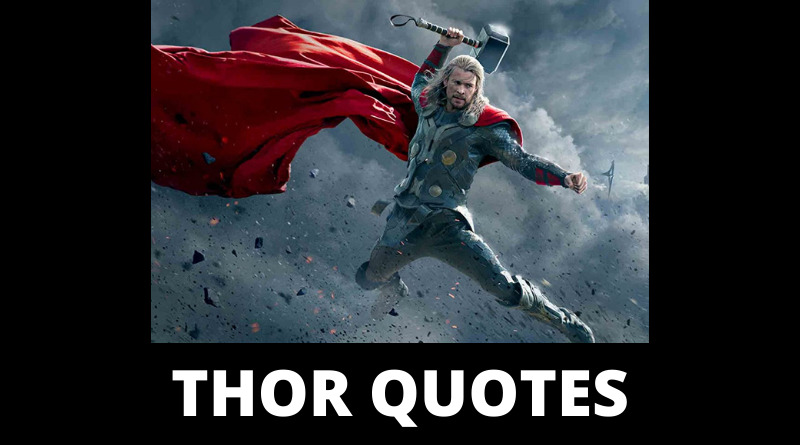 Thor Quotes featured