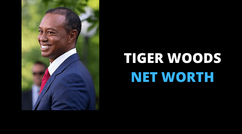 Tiger Woods net worth featured