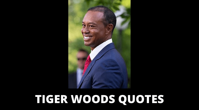 Tiger Woods quotes featured