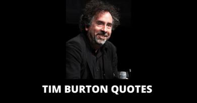 Tim Burton quotes featured