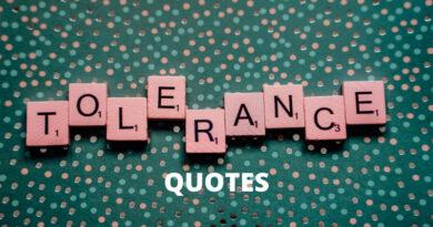 Tolerance quotes featured