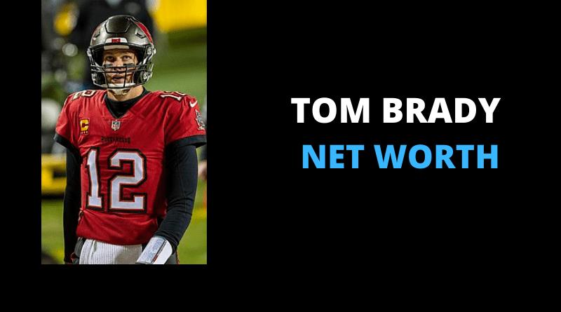 Tom Brady Net Worth featured