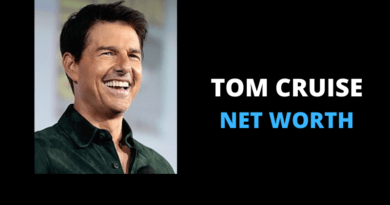 Tom Cruise Net Worth featured