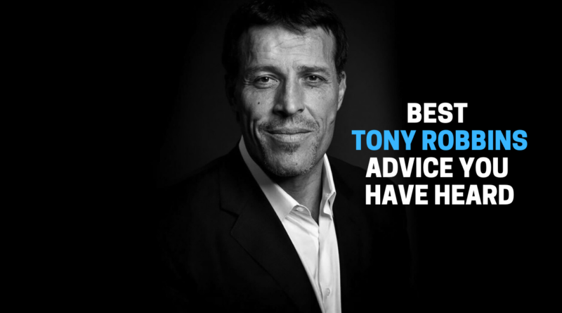 Tony Robbins Best Motivational Video