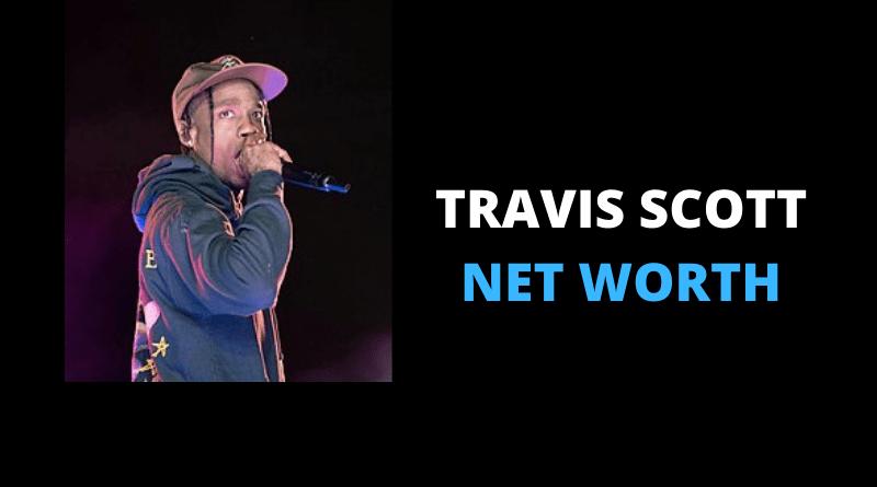 Travis Scott Net Worth featured