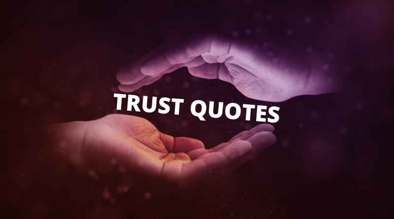 Trust Quotes Featured