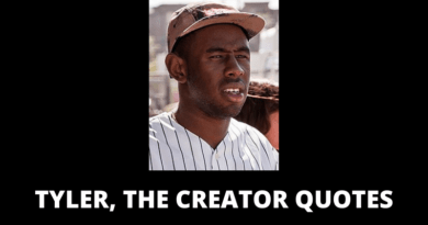Tyler The Creator Quotes featured