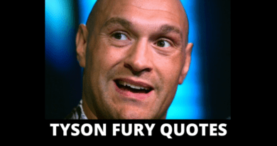 Tyson Fury Quotes featured
