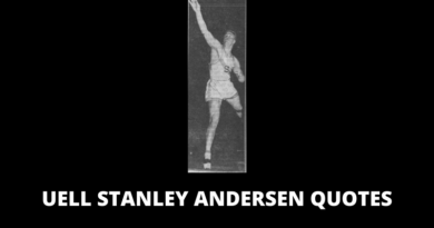 Uell Stanley Andersen Quotes featured
