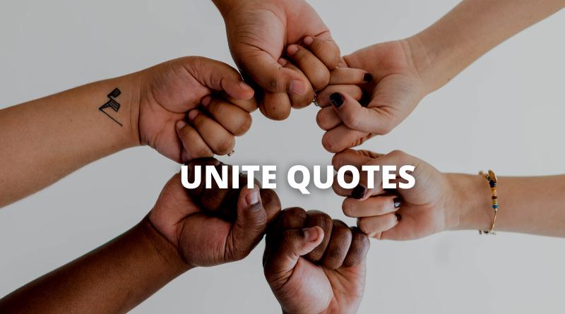 Unite Quotes featured