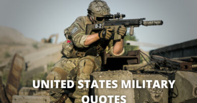 US military quotes featured