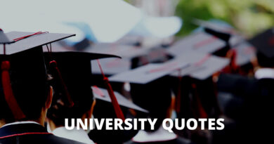 University Quotes featured