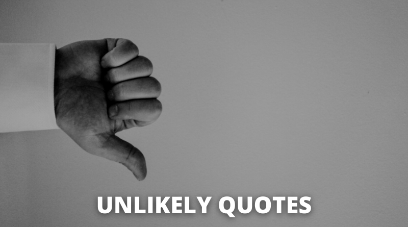 Unlikely Quotes featured