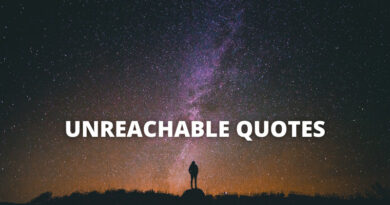 Unreachable Quotes featured