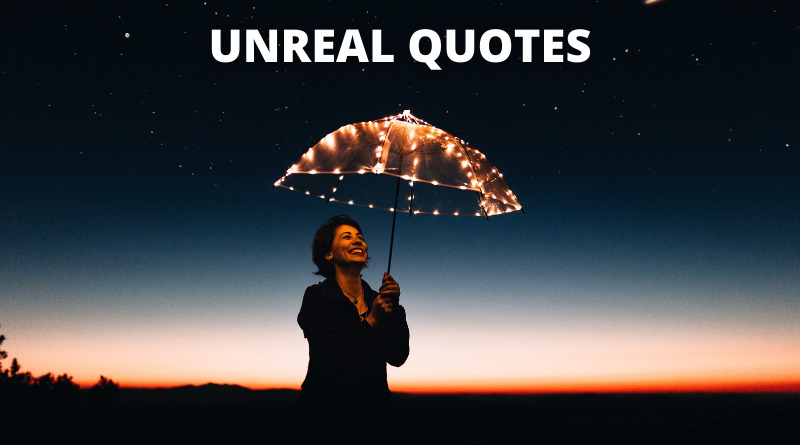 Unreal Quotes featured