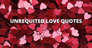 Unrequited Love Quotes featured