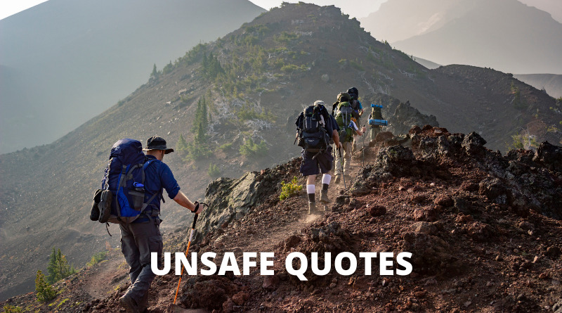 Unsafe Quotes featured